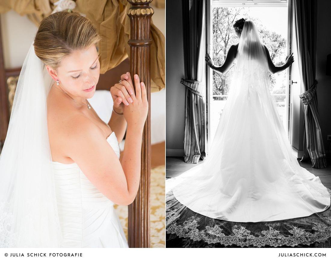 Braut auf Gut Kump Hamm