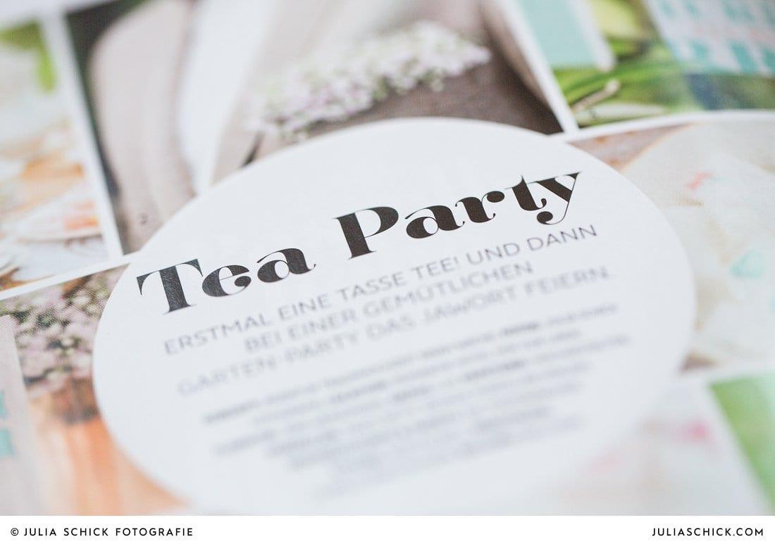 Veröffentlichung Braut und Bräutigam von Hochzeitsfotografin Julia Schick