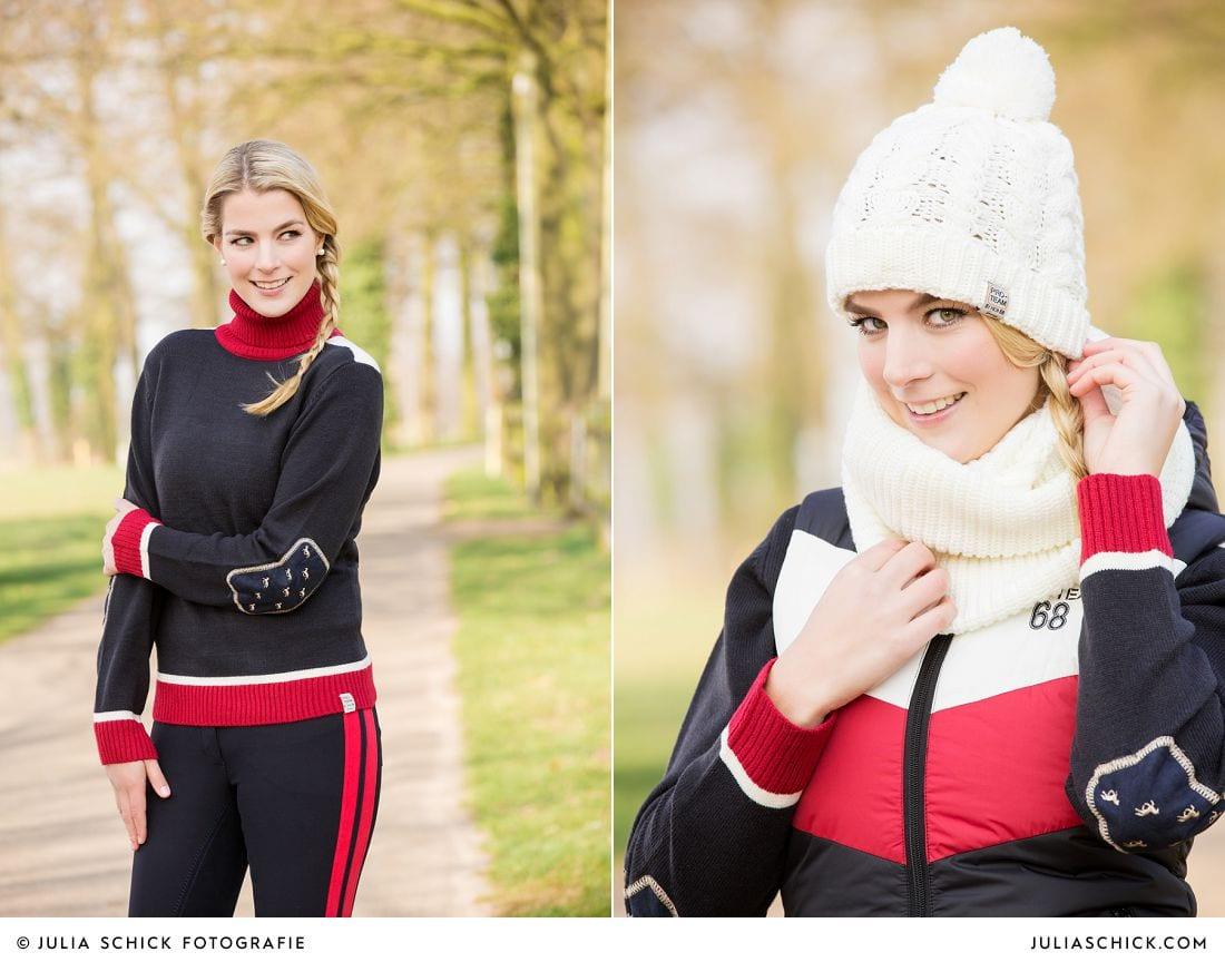 Kollektion HKM Pro Team Herbst/Winter 2014/2015 auf Vechtehof Egbers