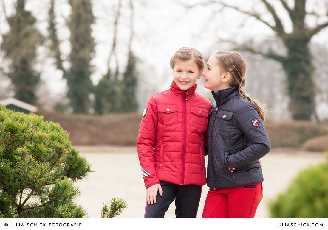 Kindermodels Kollektion HKM Pro Team Herbst/Winter 2014/2015