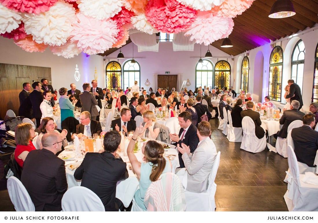Bunte Hochzeit auf dem Marienhof, Baumberge Nottuln