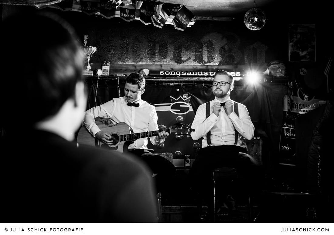 Musikalische Rockabilly-Hochzeit in Dortmund | Greta