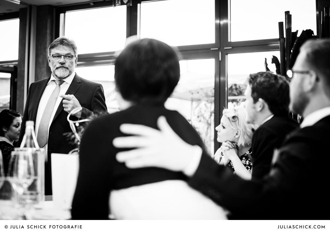 Rede des Brautvaters bei Hochzeit in Hamm