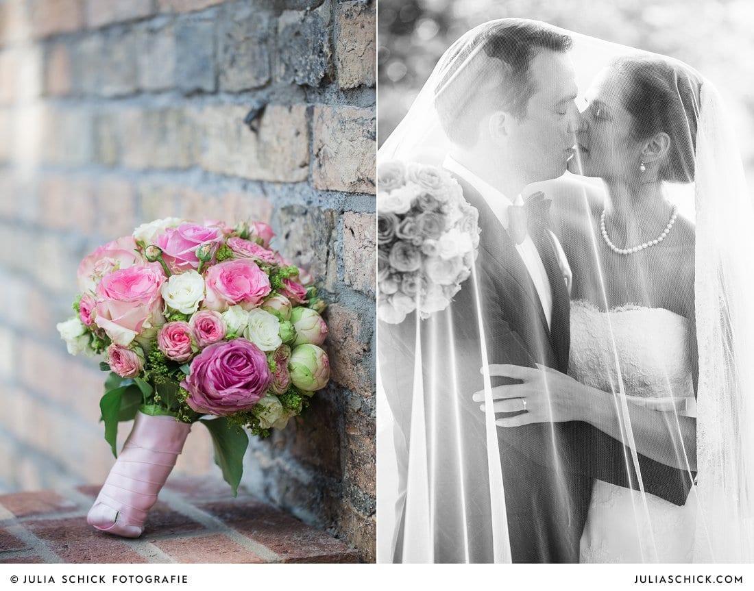 Brautstrauß von Blumen Dahlmann Münster