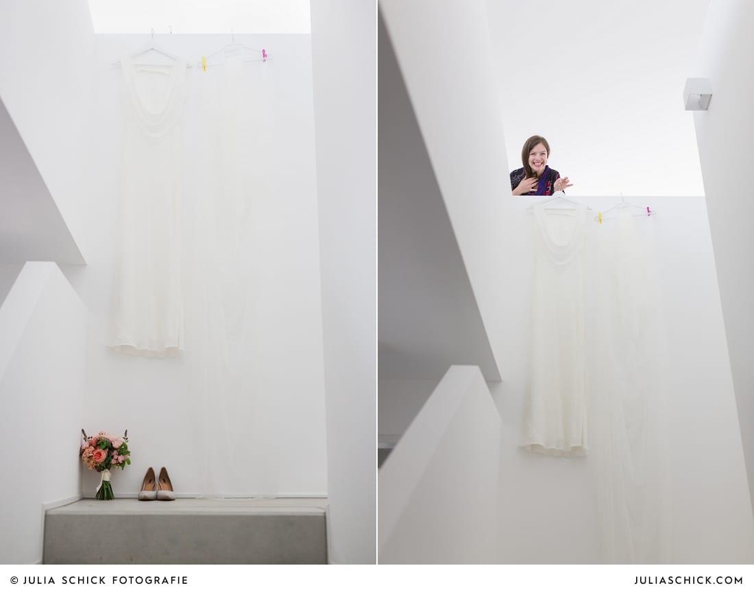 Brautkleid von Barbara Schwarzer